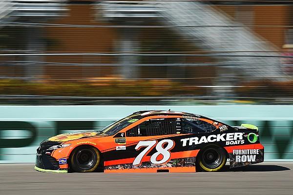 NASCAR-Finale in Homestead: Martin Truex Jr. am Samstag vorn