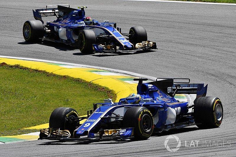 Così la Sauber a Interlagos si è avvicinata a centro gruppo
