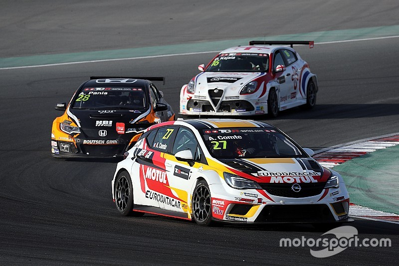 Australian governing body signs TCR deal
