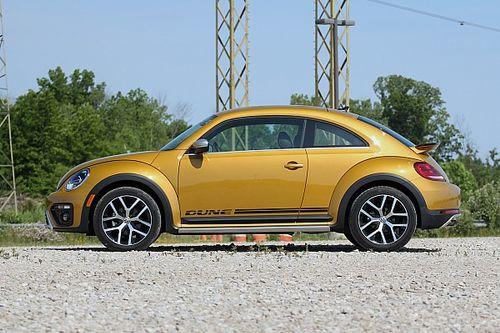 Volkswagen confirme les adieux à la Coccinelle