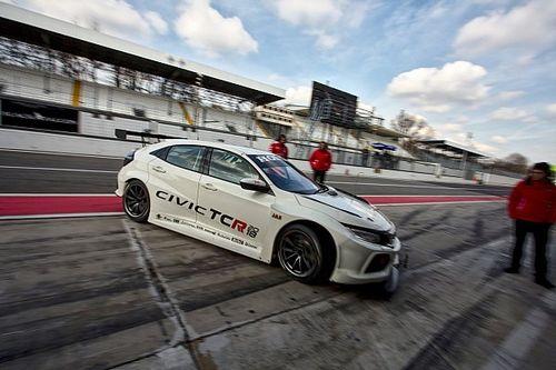 Europe: Viktor Davidovski con la nuova Honda della PSS Racing