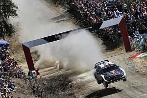 WRC Noticias Ogier: