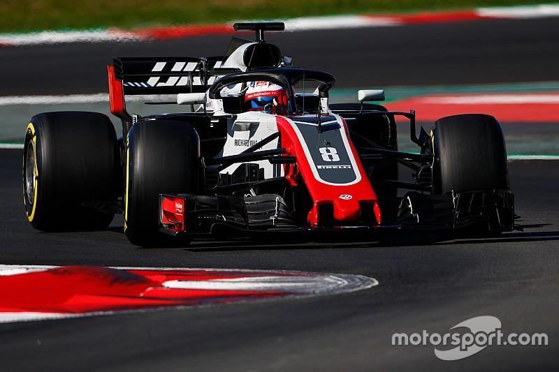 """Haas """"comienza de cero"""" en Australia a pesar de los elogios de sus rivales"""