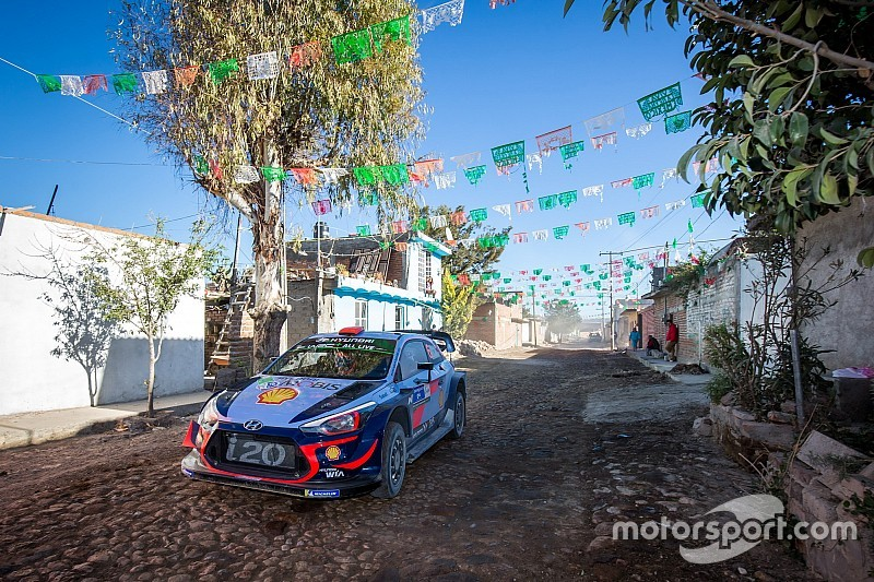 Motorsport.com y Hyundai te invitan al Rally México