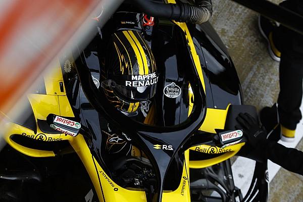 Nico Hülkenberg: Renault über die Randsteine noch zu bockig
