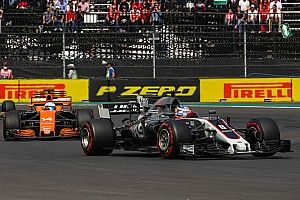 Grosjean: McLaren e Renault vão superar times médios em 2018