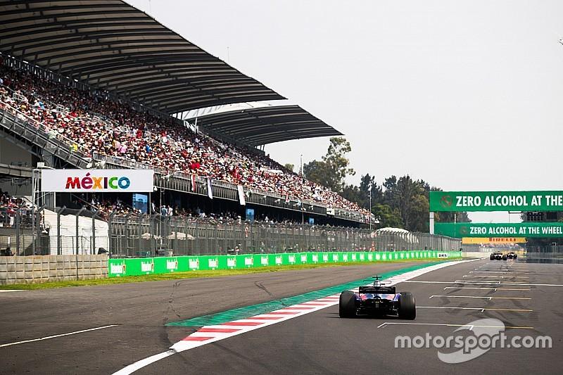 Какая погода ожидается на Гран При Мексики