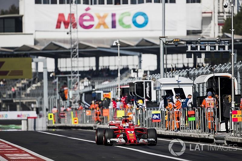 Live: Follow the Mexican Grand Prix as it happens