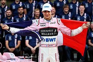 """Ocon : Le podium, """"j'y ai cru!"""""""