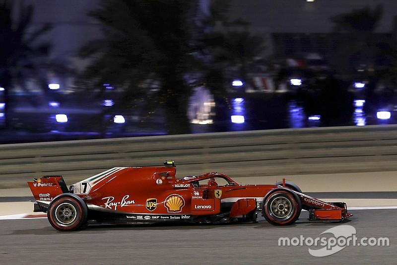 GP Bahrein 2018 F1  Ferrar lidera los segundos entrenamientos libres 64b608b0f20