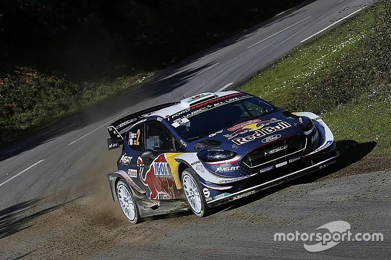 Le WRC pourrait s'inspirer de la F1 pour ses tests