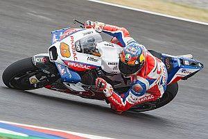 Миллер впервые в карьере выиграл квалификацию MotoGP