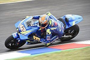 """Rins: """"Mir llega con mucha fuerza a MotoGP"""""""