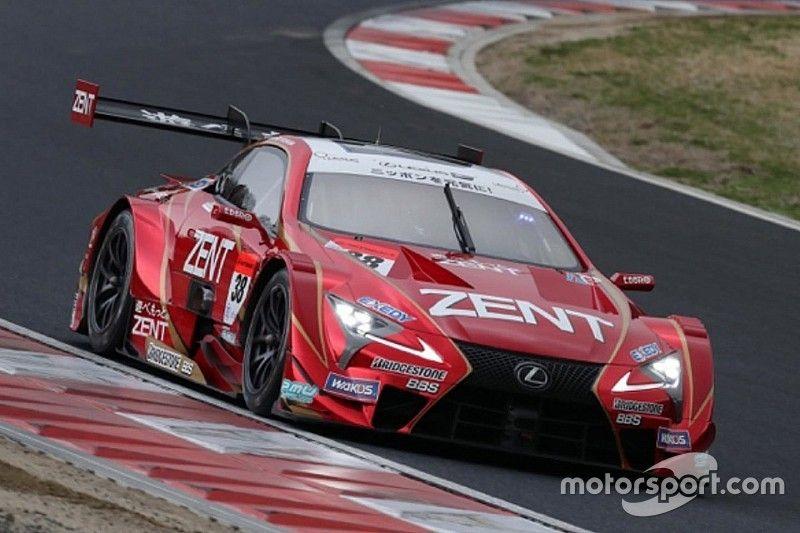 Fuji Super GT: Lexus locks out front row as Honda struggles