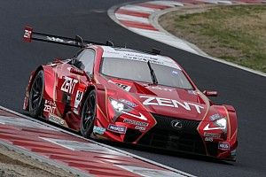 Fuji Super GT: Lexus locks out front row as Honda struggles