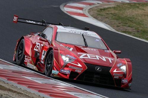 石浦宏明「気温が低く、タイヤに熱を入れられなかった」/LEXUS TEAM ZENT CERUMO 開幕戦予選レポート