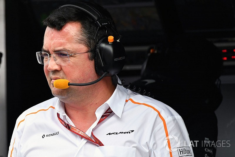Boullier resigns as McLaren's racing director