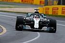 Formule 1 La grille de départ du Grand Prix d'Australie