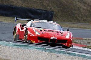 Warum Luca Ludwig plötzlich Ferrari fährt