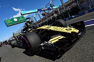 Forma-1 Jelentés a versenyről Dupla pontszerzés a Renault-tól: