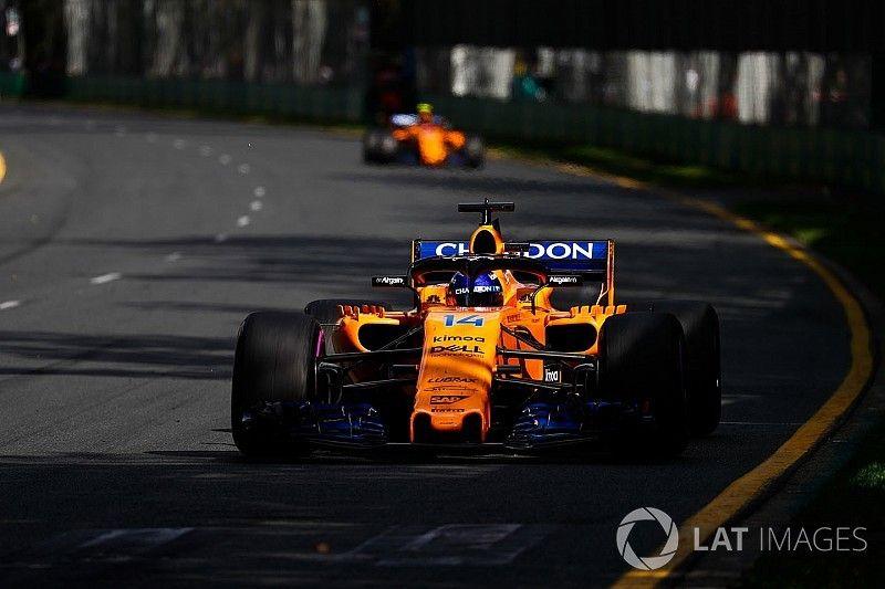 McLaren, los más agresivos en la elección de neumáticos para Bahrein