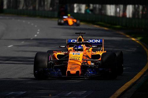 Masalah tes ganggu rencana upgrade McLaren