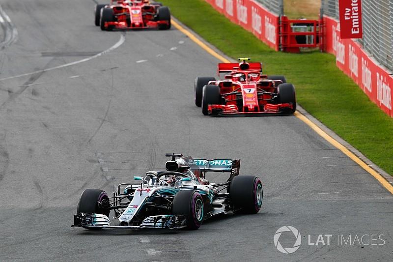"""Mercedes: """"Race verloren door probleem met de software"""""""