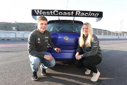 UK: WestCoast Racing porta i fratelli Bäckman a Silverstone