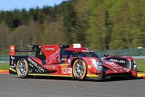 Rebellion shock factory teams again with WEC podium