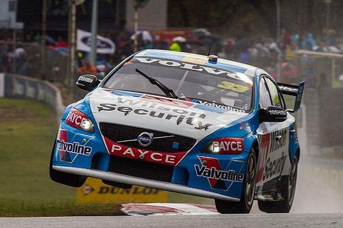 Podium a big boost for Volvo V8 team, says McLaughlin