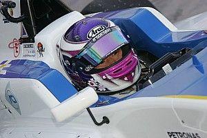 Marino Sato debutta nella F3 Europea con la Motopark