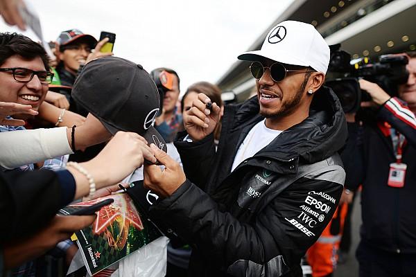 Formula 1 Breaking news Hamilton popularity reaching Schumacher levels