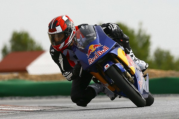 Other bike Choudhary relishes Rookies Cup selection event experience