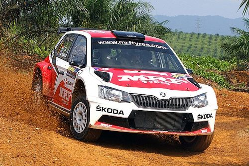 Malaysia APRC: Gill closer to title as Kreim retires in Leg 1