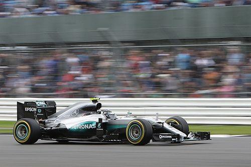 Rosberg escapes sanction, keeps second place