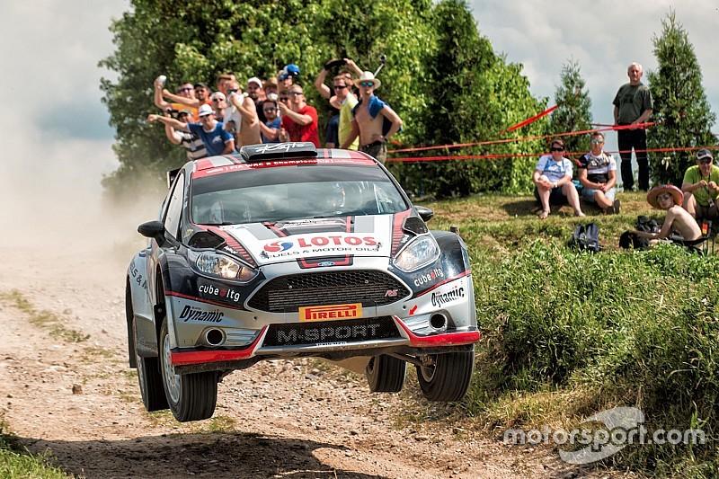 Kajetanowicz passa in WRC2: inizierà la stagione 2018 in Sardegna