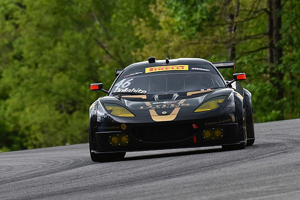 PWC Dollahite fails post-race inspection, handing GTS win to James and Panoz
