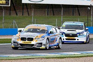 Donington BTCC: Collard makes it five winners in five races