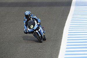 Jerez Moto3: Rossi protege Bulega scores maiden pole position