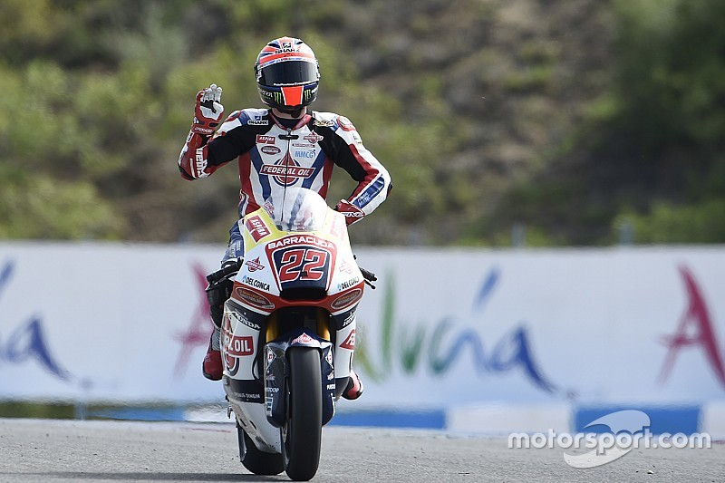 Jerez Moto2: Lowes extends points lead with dominant win