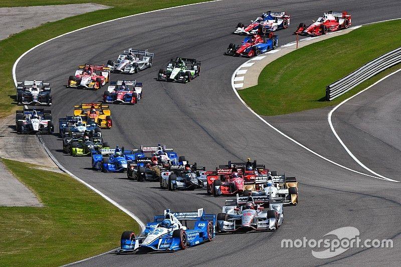 IndyCar drivers' half-term reports