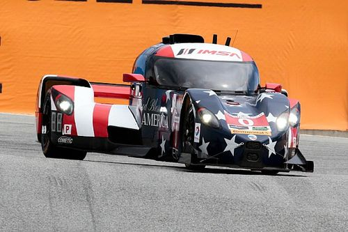 Top five finish for DeltaWing