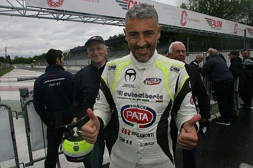 Davide Uboldi sigla la quarta vittoria di fila nel secondo round del campionato