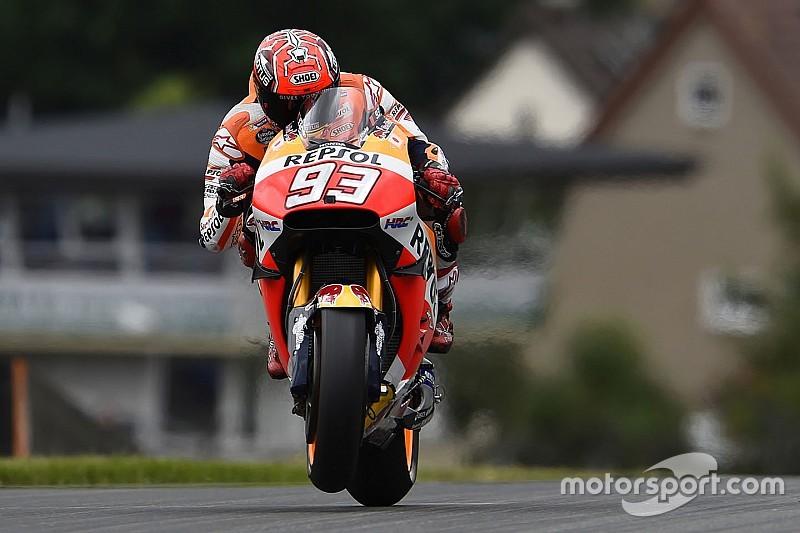FP3 MotoGP Jerman: Marquez tercepat, Lorenzo gagal ke Q2