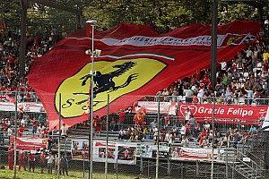 Ferrari tim terpopuler, Mercedes raih peningkatan