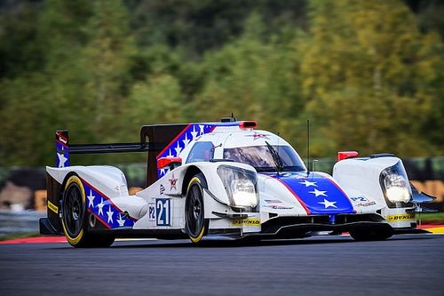 Spa ELMS: Lapierre delivers pole for Dragonspeed