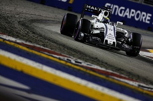Massa column: Battling through Williams' most feared track