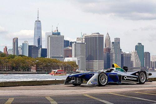 Formula E unveils New York track layout in Brooklyn