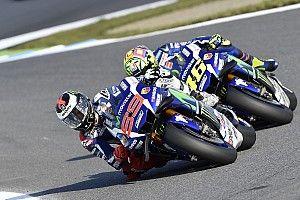 """Valentino Rossi: Jorge Lorenzos Yamaha-Rückkehr ist """"zusätzliche Motivation"""""""