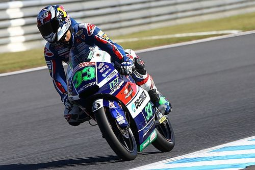 Motegi Moto3: Bastianini stuns Binder with last-lap pass
